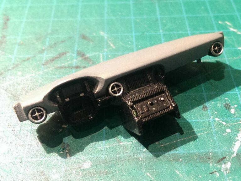 SLS GT3 – PART 5 – Cockpit 2