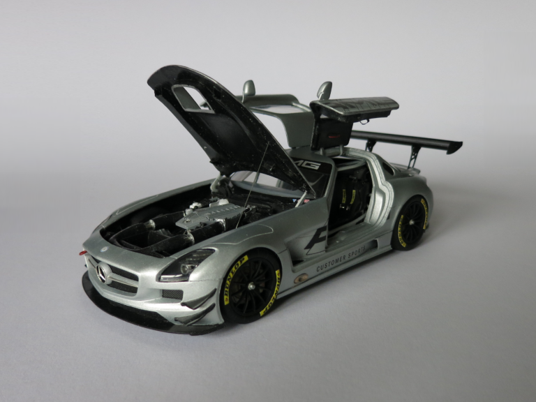 SLS GT3 – PART 18 – Finnished!