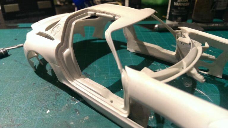 SLS GT3 – PART 2 – Cockpit 1