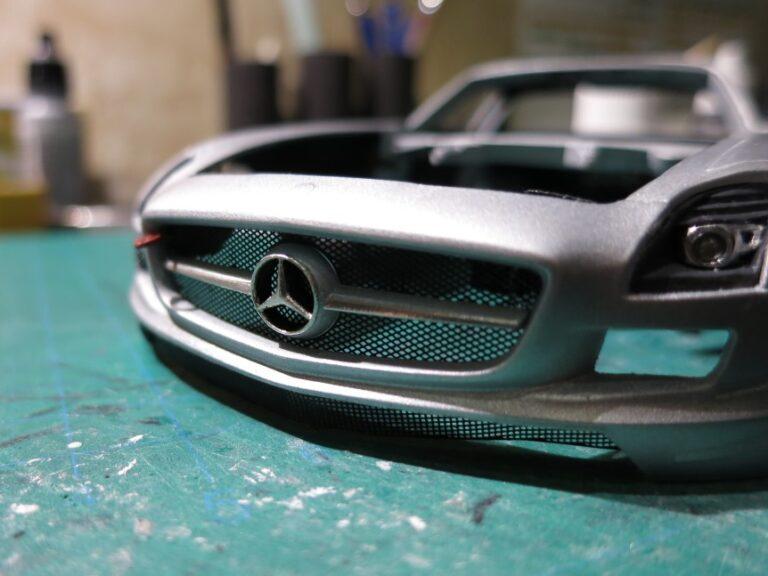 SLS GT3 – PART 15 – Bodywork Details