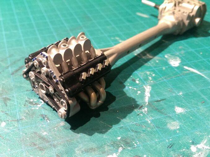 SLS GT3 – PART 9 – Engine