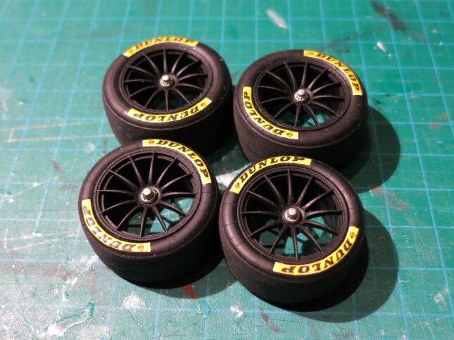 SLS GT3 – PART 17 – Tires