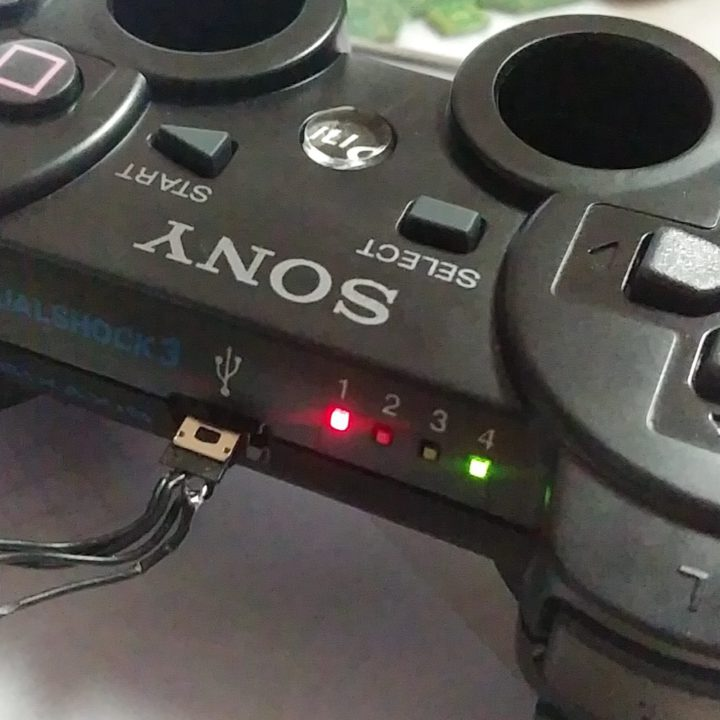 Status-LEDs
